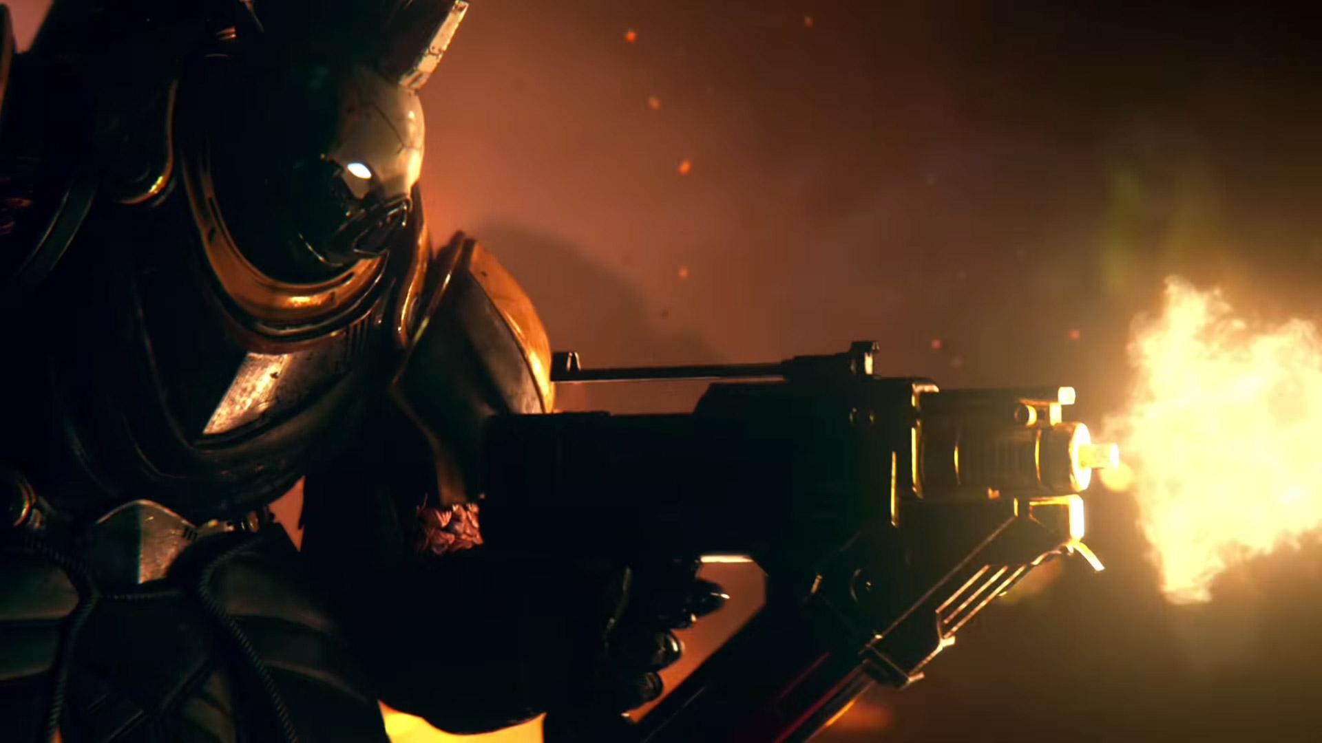 Con ustedes el primer tráiler de Destiny 2
