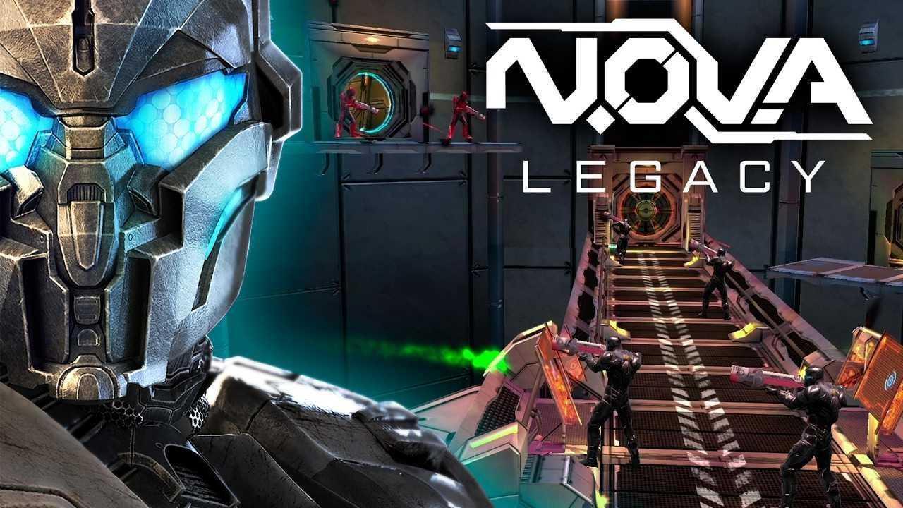 N.O.V.A. Legacy: un juego móvil de calidad en solo 20 MB