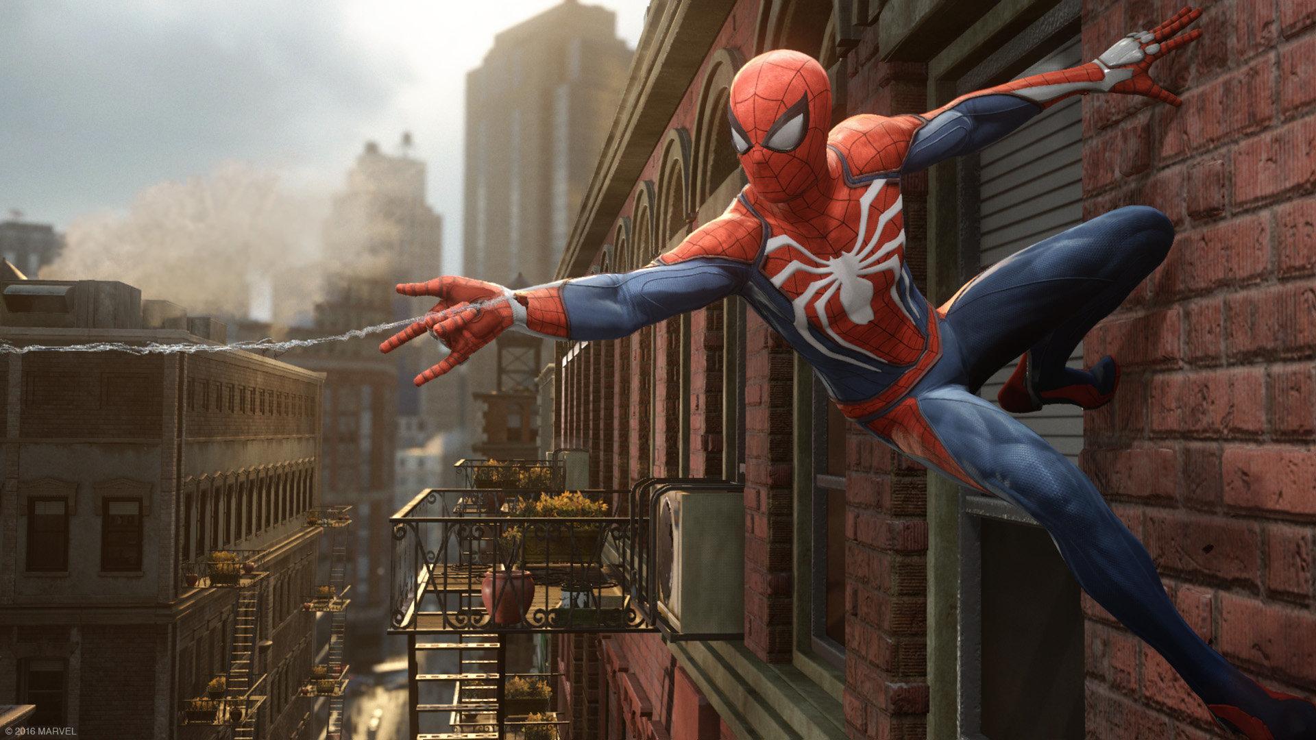 Spider-Man, de Insomniac Games, saldrá este año en PS4