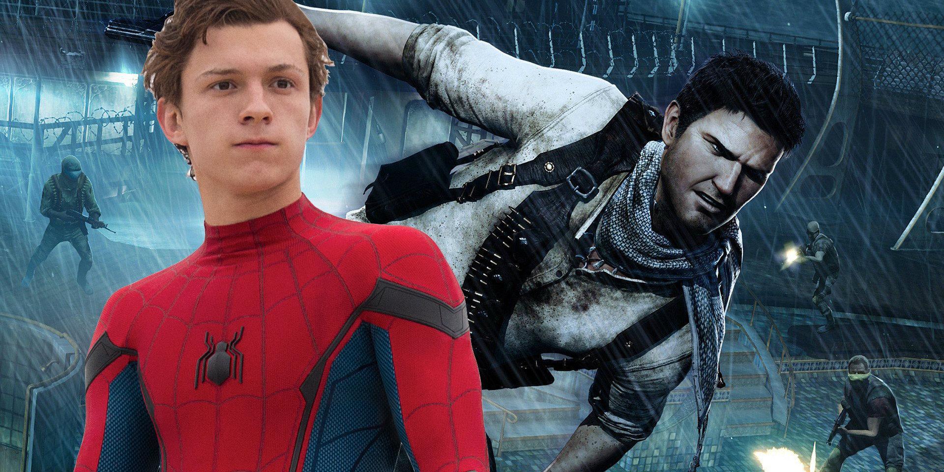 Tom Holland le dará vida a Nathan Drake en la película de Uncharted