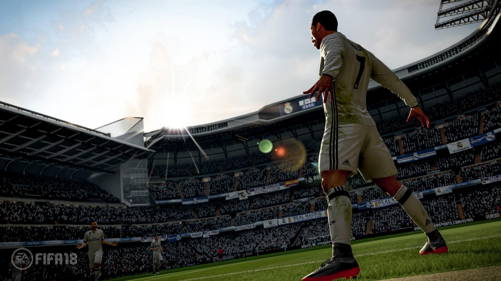 FIFA 18 en Nintendo Switch dejará mucho que desear