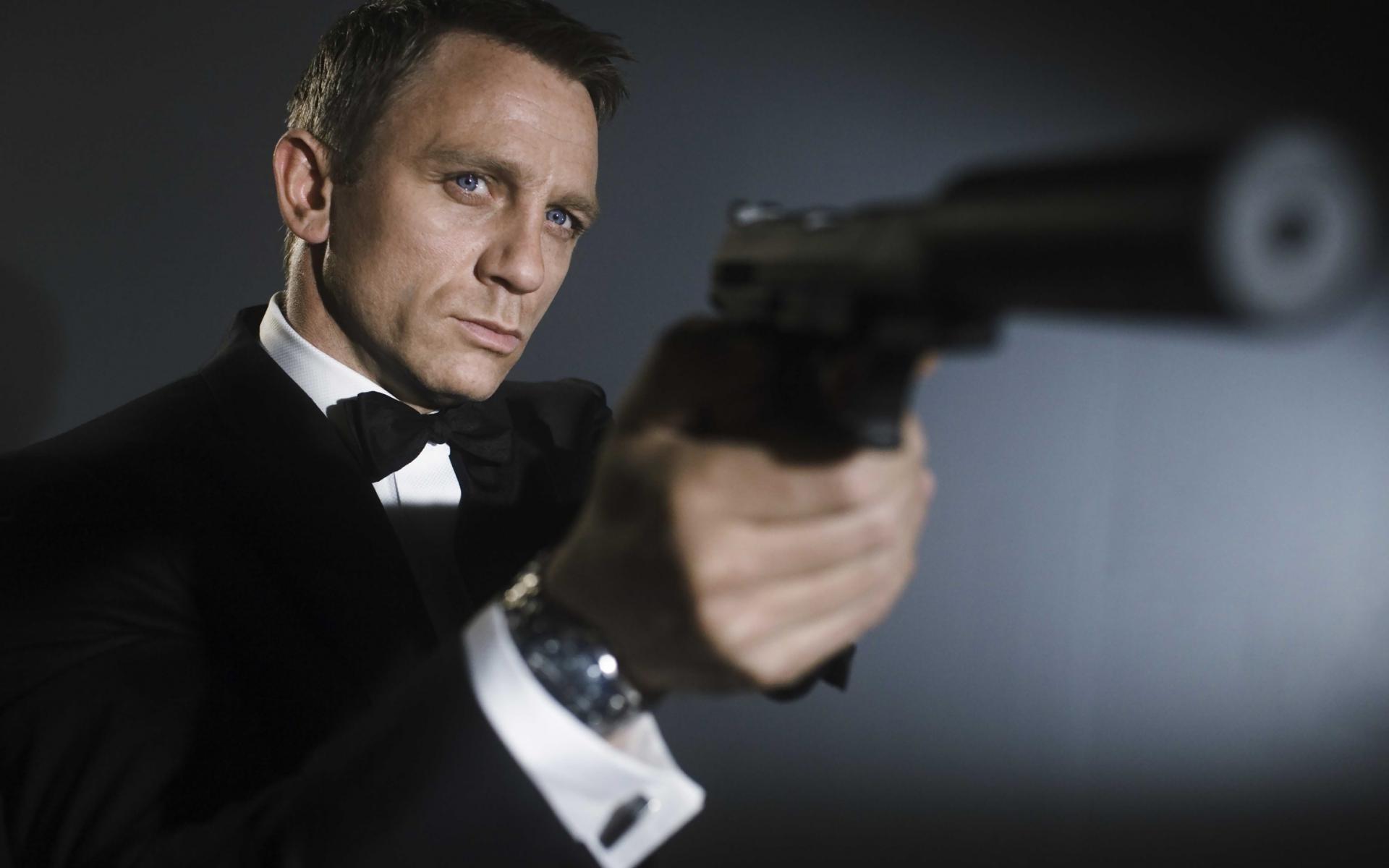 Sony Pictures convence a Daniel Craig y lo veremos como James Bond por quinta vez
