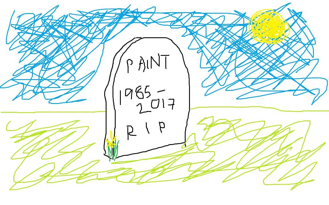 Adiós a una generación: Microsoft declara oficialmente la muerte de Paint