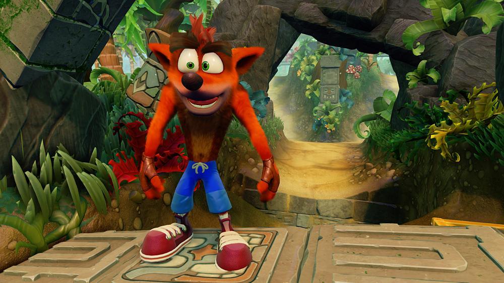 Crash Bandicoot no defrauda y es lo más vendido de julio en la Store de PlayStation