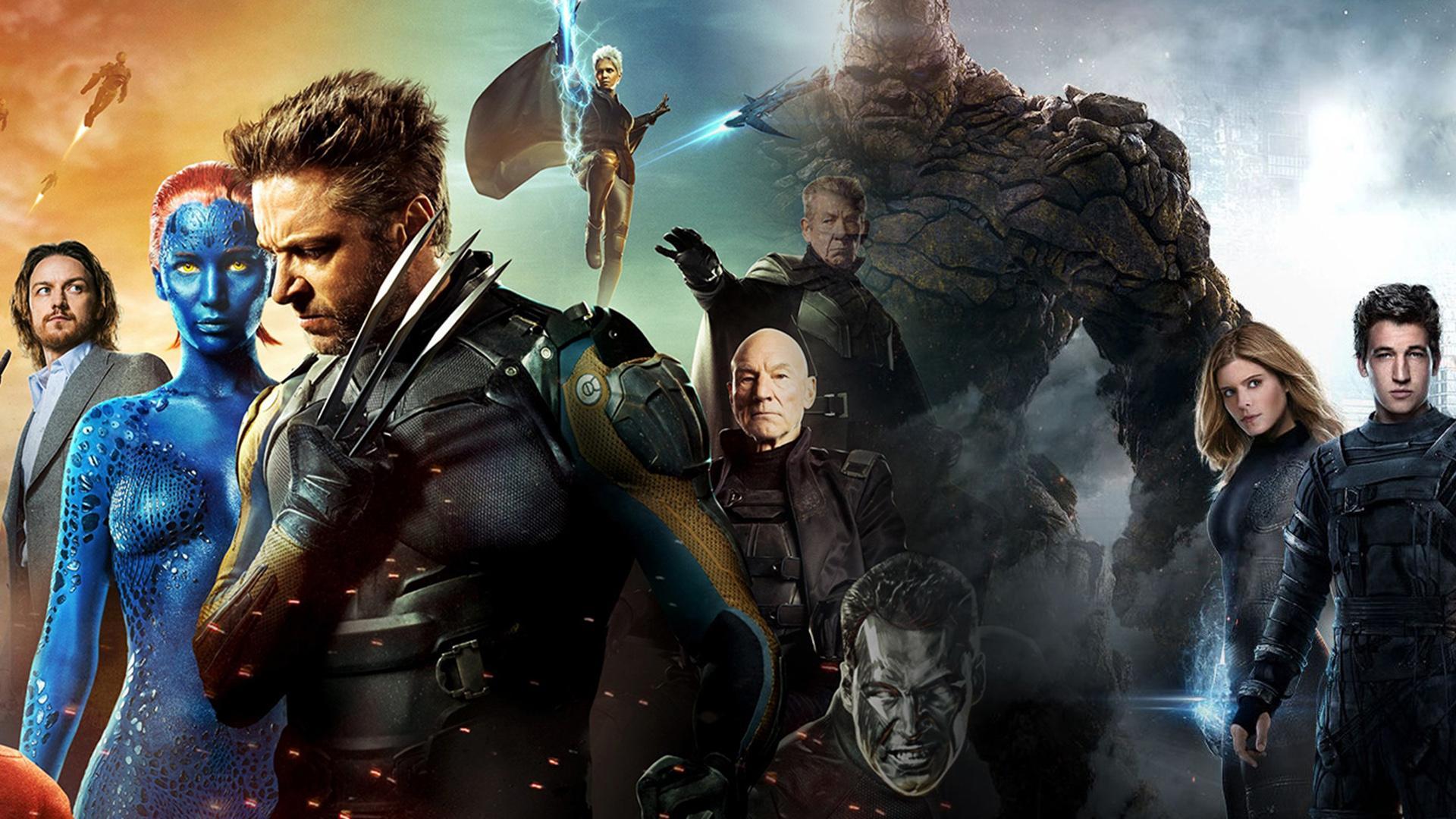 """Marvel """"está trabajando"""" para recuperar los derechos de X-Men y Los 4 Fantásticos"""