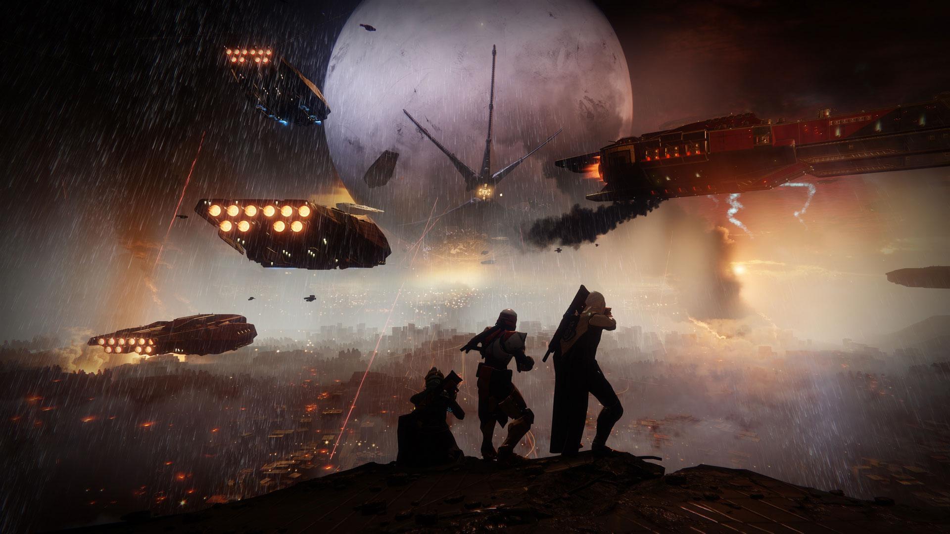 Los usuarios de Destiny 2 van en caída libre