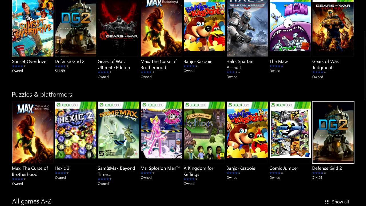 Xbox Game Pass le apunta a ser el Netflix de los videojuegos