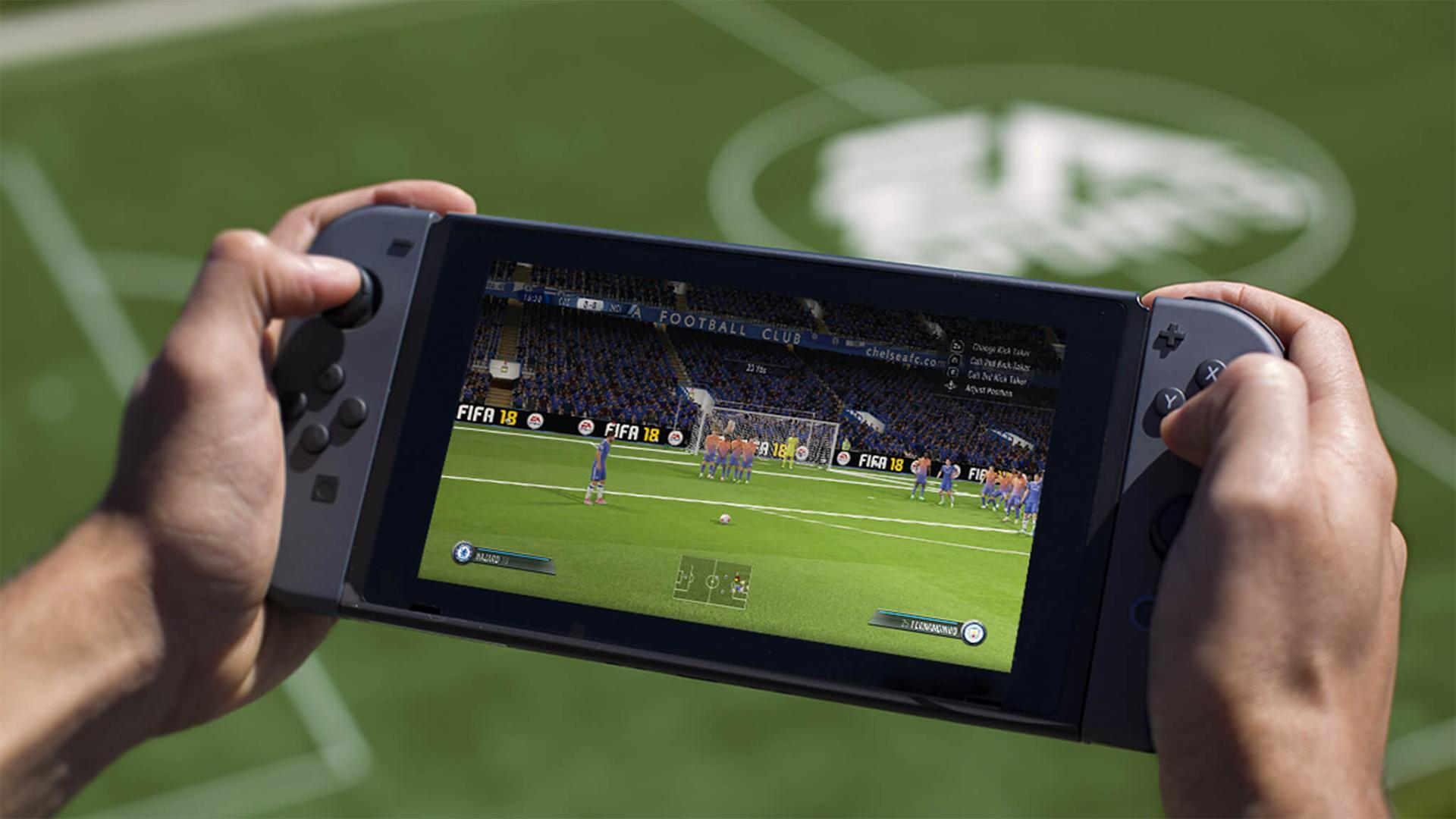 Electronic Arts todavía tiene sus reservas con Nintendo Switch
