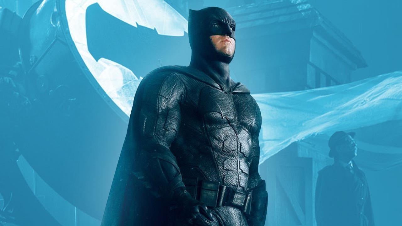 La película de Flash podría ser el fin de Ben Affleck como Batman
