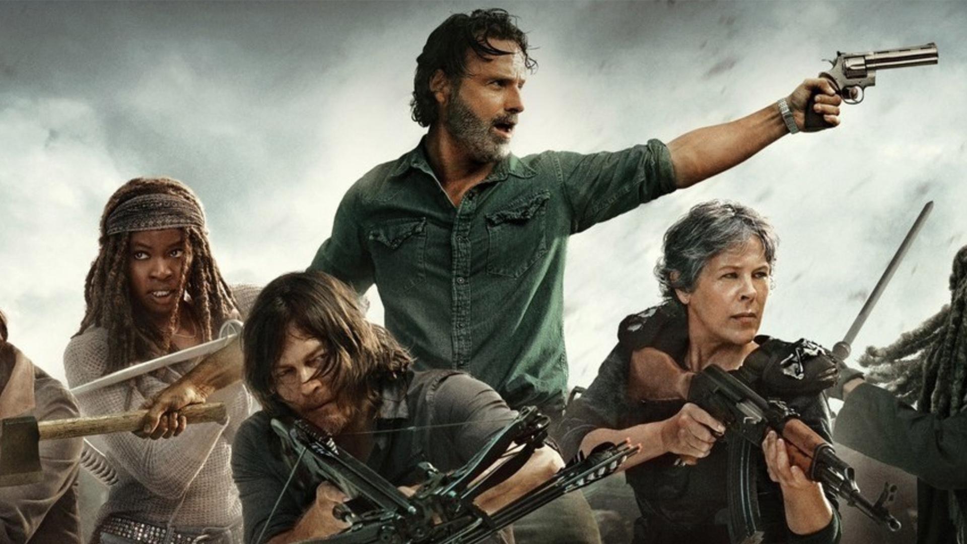 Fans reúnen firmas para que AMC despida al que está arruinando The Walking Dead