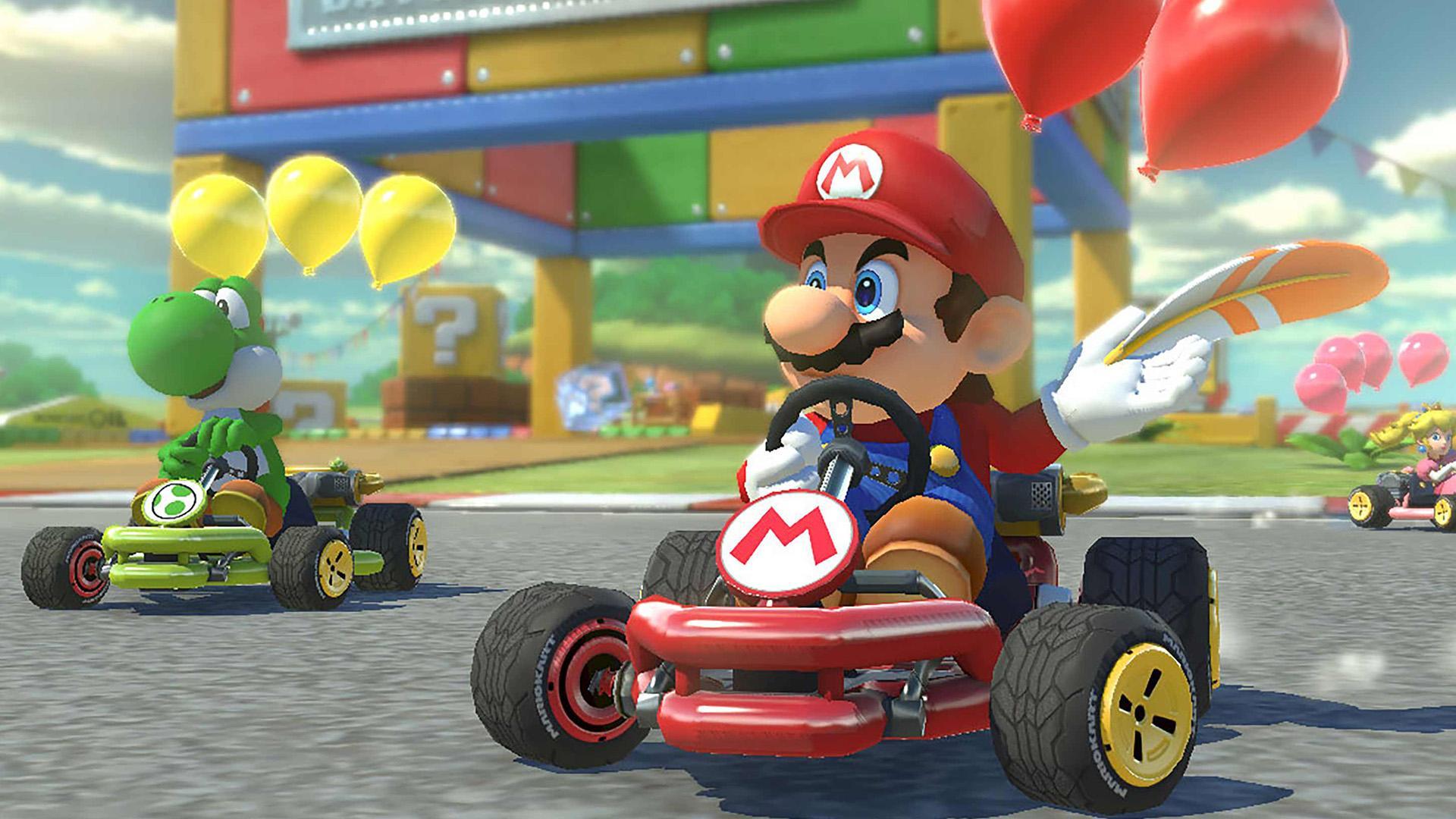 Nintendo anuncia que Mario Kart dará el salto a los dispositivos móviles