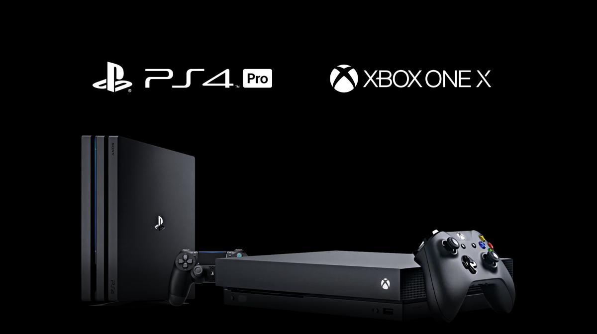 ¿Xbox One X le está ganando la partida a PS4 Pro?