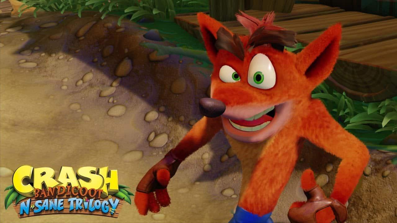 No habrá ni rastro de Naughty Dog en la versión de Crash Bandicoot N.Sane Trilogy para Switch, Xbox y PC