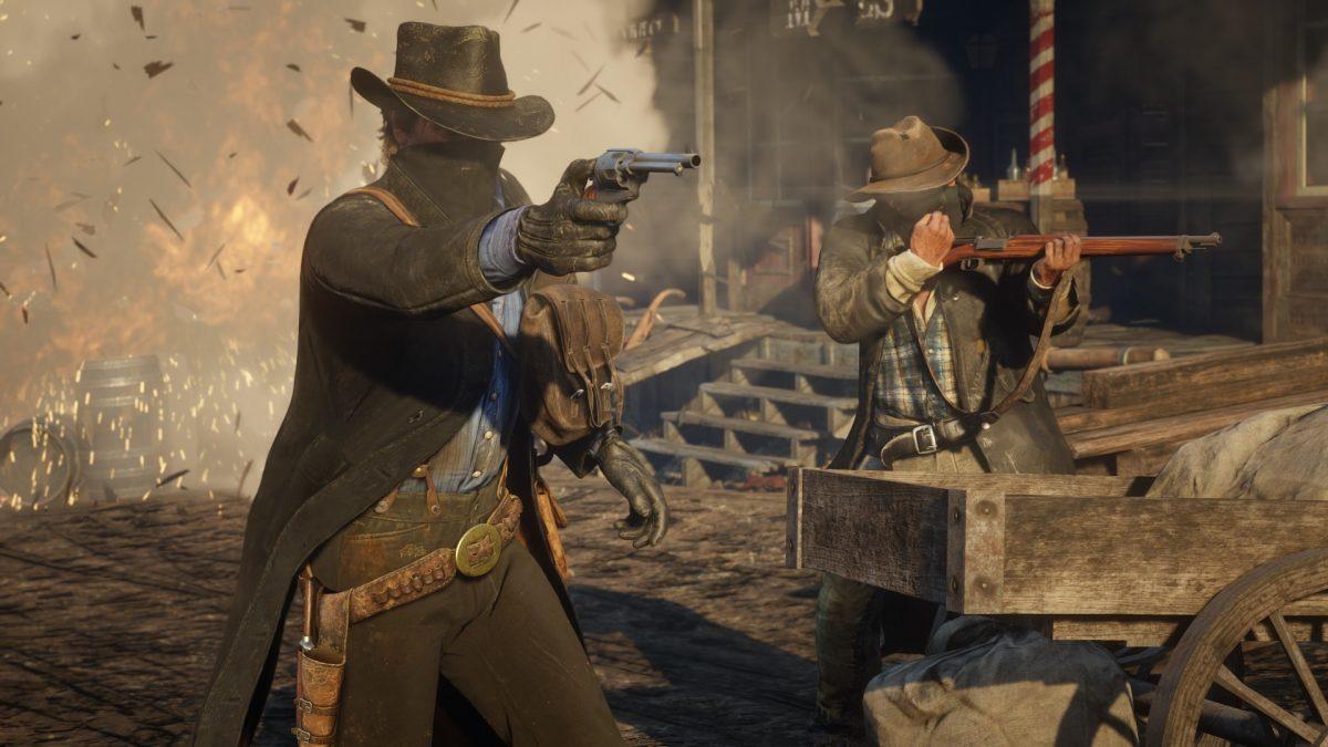 Red Dead Redemption 2 podría llegar a PC
