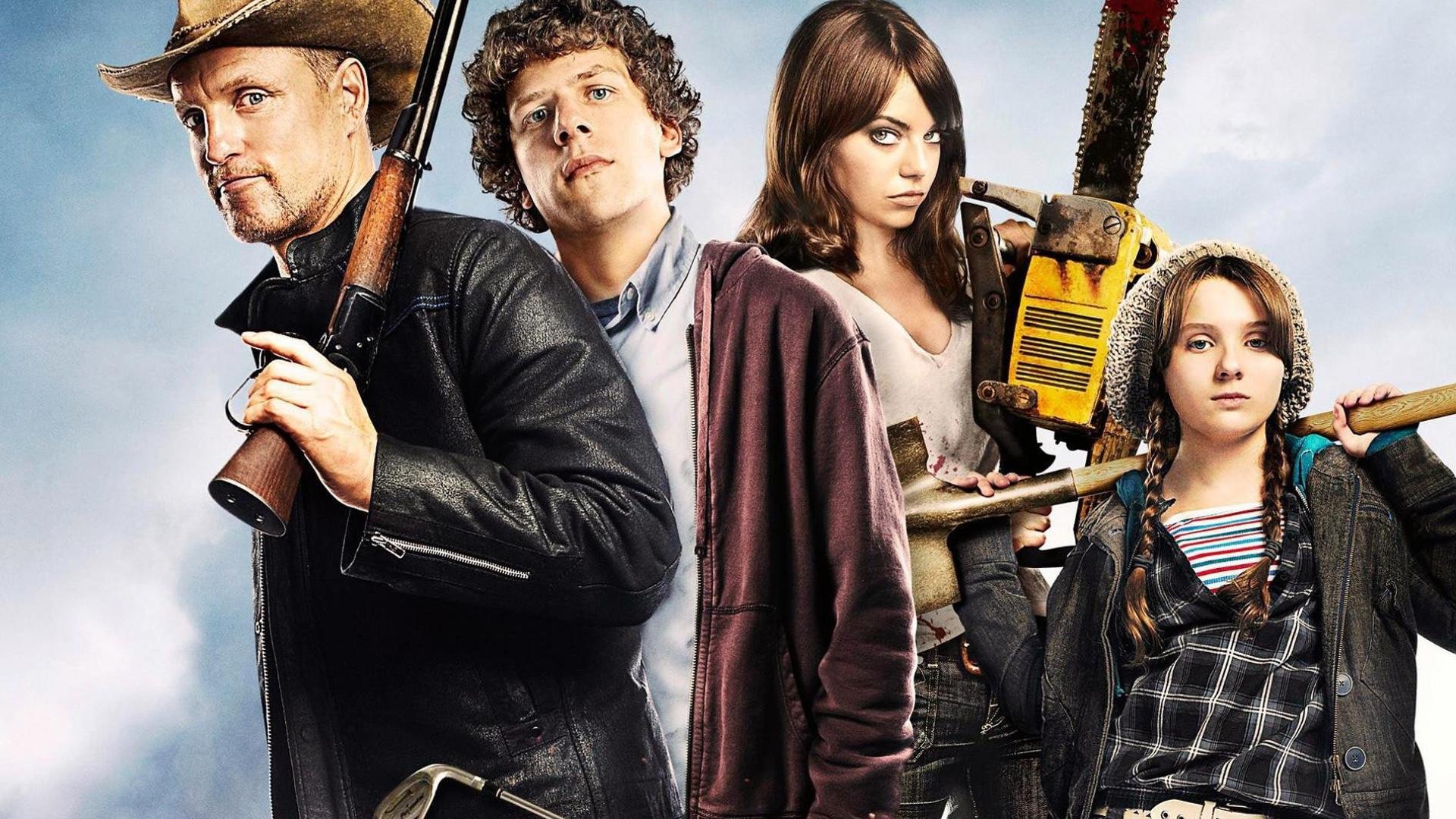 Zombieland 2 tendrá a todos los protagonistas de la primera película