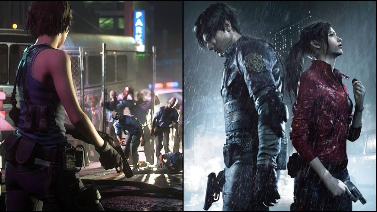 Resident Evil 2 sigue dando contenido: el nuevo demo tiene a Nemesis y el juego una carta de Jill